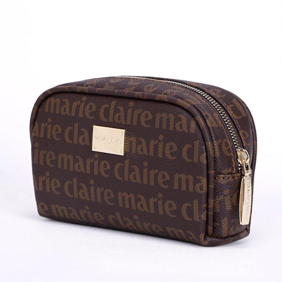Marie Claire Kahve Kadın Makyaj Çantası Eloy MC212111184
