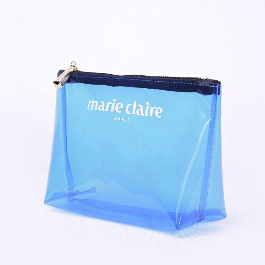 Marie Claire Mavi Kadın Makyaj Çantası Alvino MC212111164