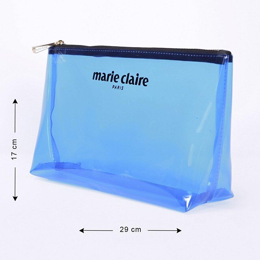 Marie Claire Mavi Kadın Makyaj Çantası Krista MC212111106