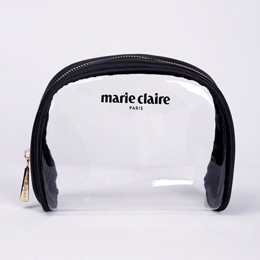 Marie Claire Transparan Kadın Makyaj Çantası Helen MC212111005