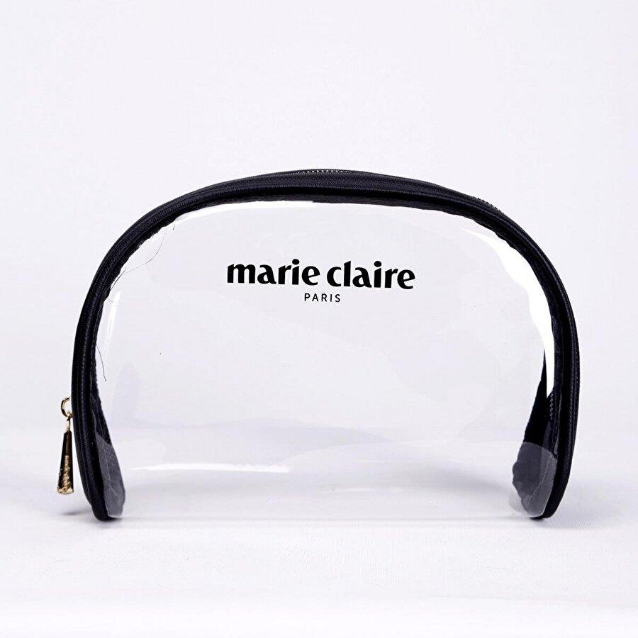 Marie Claire Transparan Kadın Makyaj Çantası Venüs MC212111178