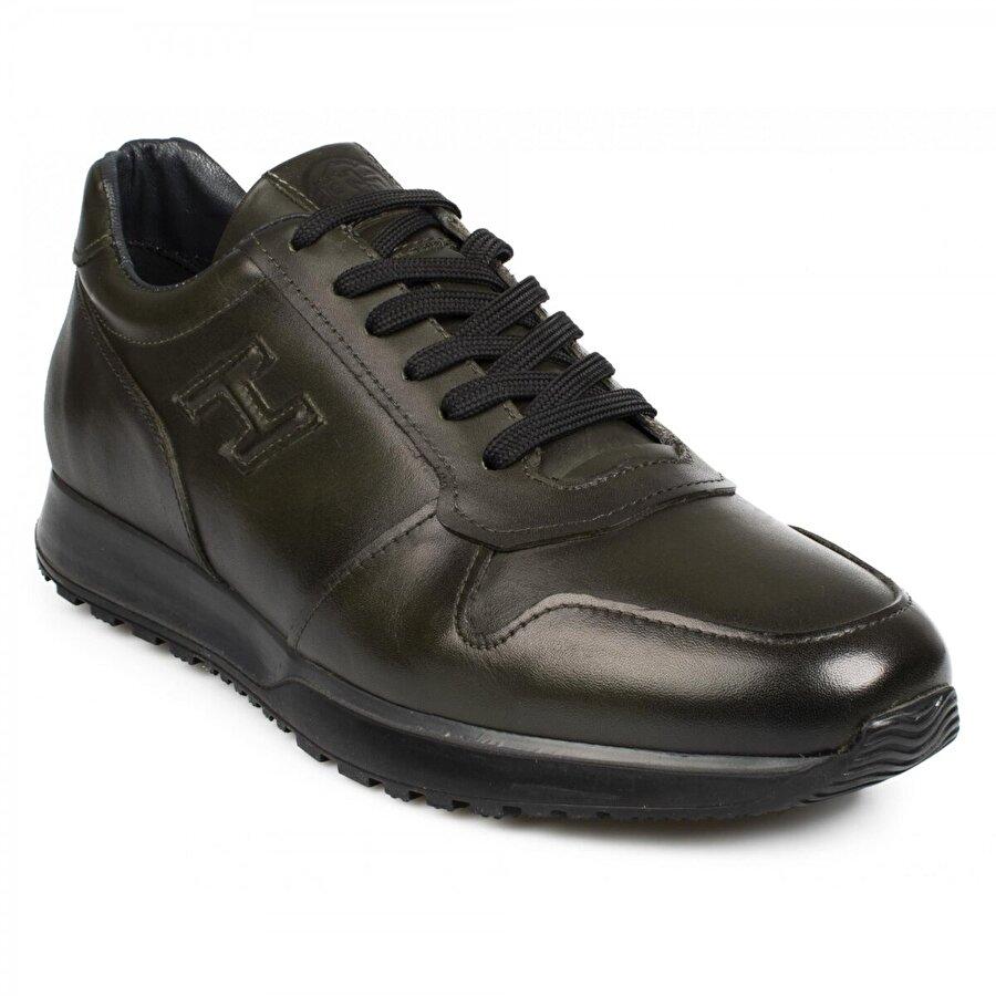 Scootland 01411 M Casual Günlük Haki Erkek Ayakkabı
