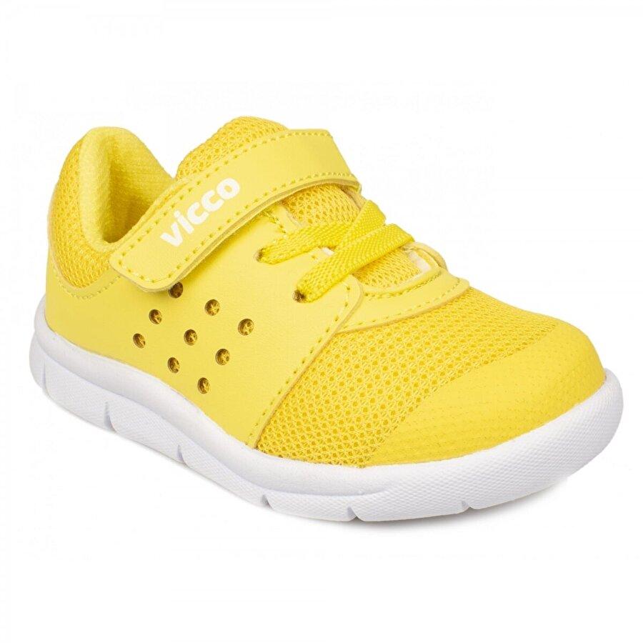 Vicco 346.p20Y.200 Patik Phylon Sarı Çocuk Spor Ayakkabı