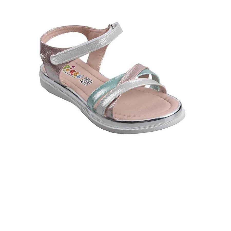 Vetta Girls Kız Çocuk (31-36) Beyaz Sandalet