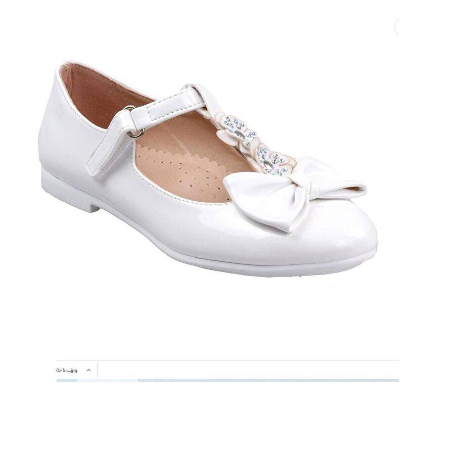 Vetta Girls Kız Çocuk(31-36) Beyaz Babet