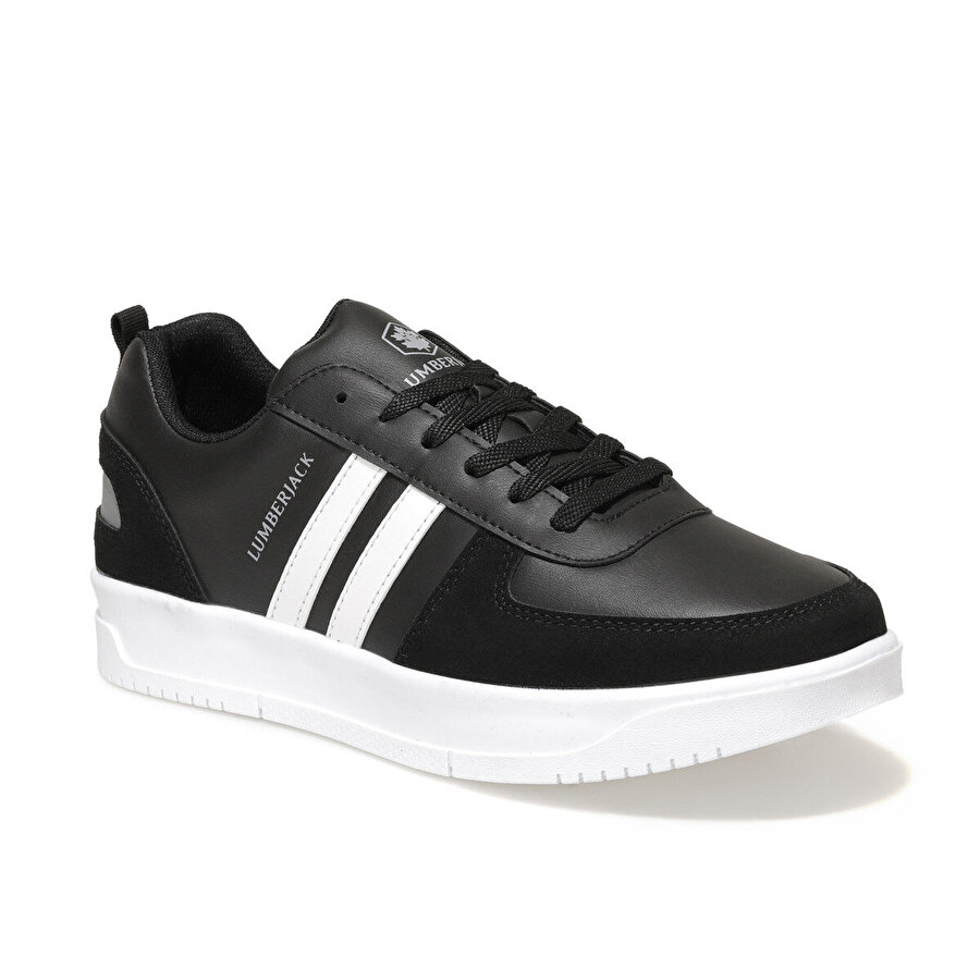 Lumberjack KLAN 1FX Siyah Erkek Sneaker Ayakkabı