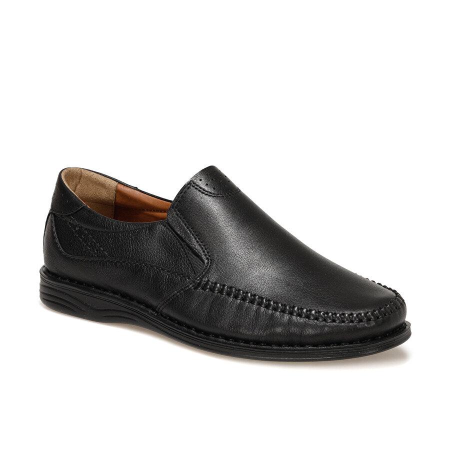 Polaris 5 Nokta 105517.M1FX Siyah Erkek Comfort Ayakkabı