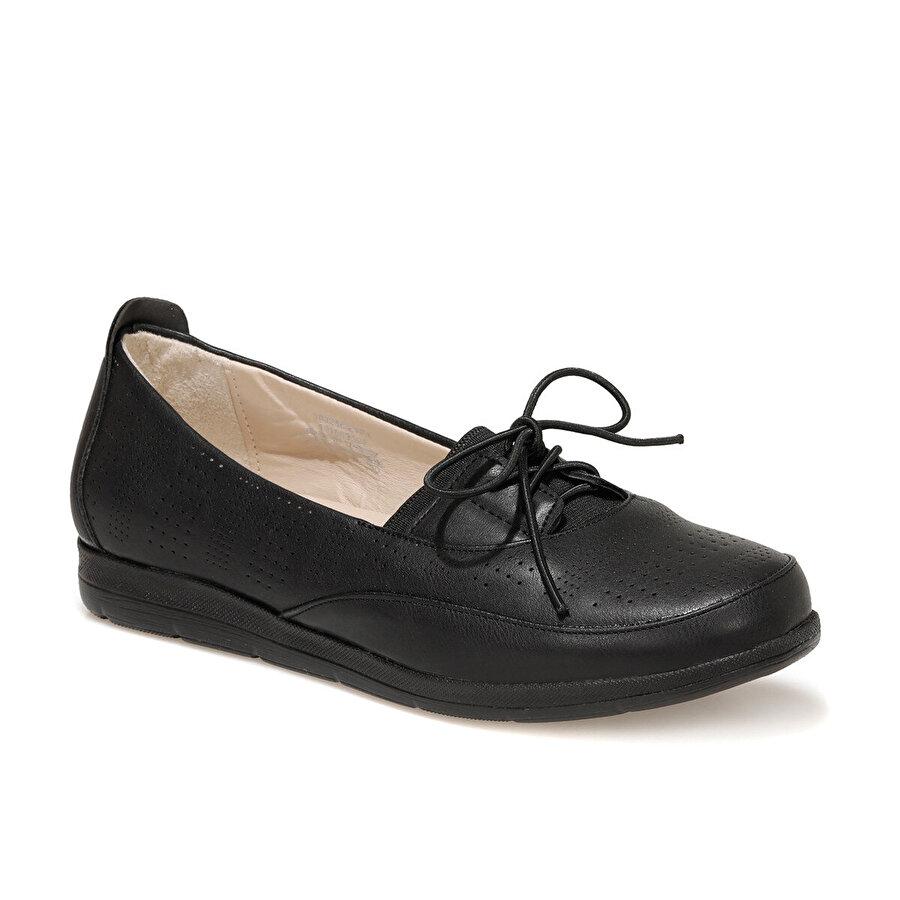 Polaris 5 Nokta 103256.Z1FX Siyah Kadın Klasik Ayakkabı