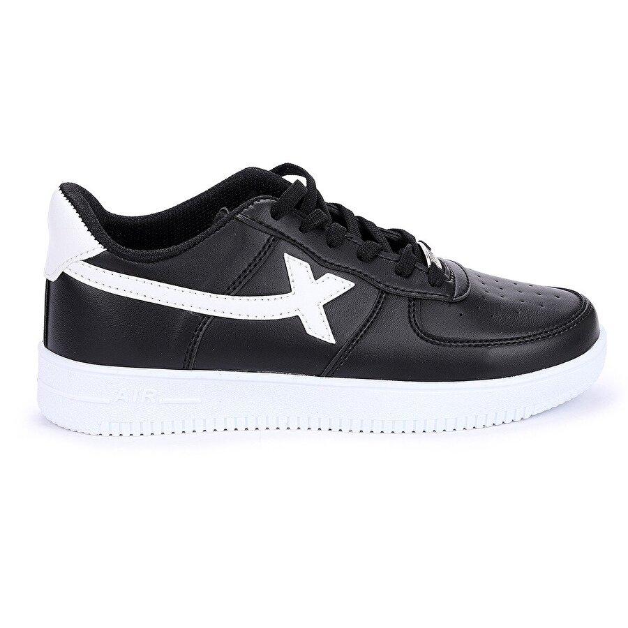 Ayakland Nprs X Air Günlük Erkek Spor Ayakkabı Siyah-Beyaz