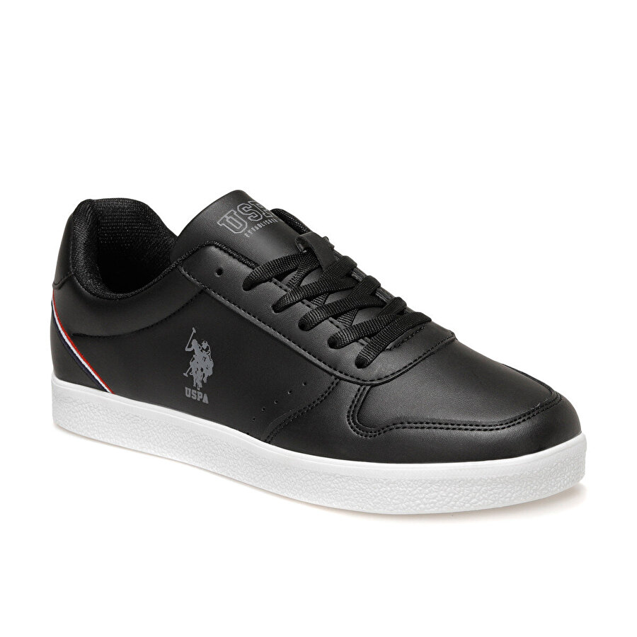 U.S Polo Assn. JACKSON 1FX Siyah Erkek Sneaker