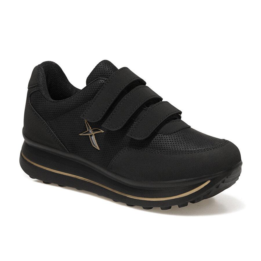 Kinetix PAULET 1FX Siyah Kadın Spor Ayakkabı