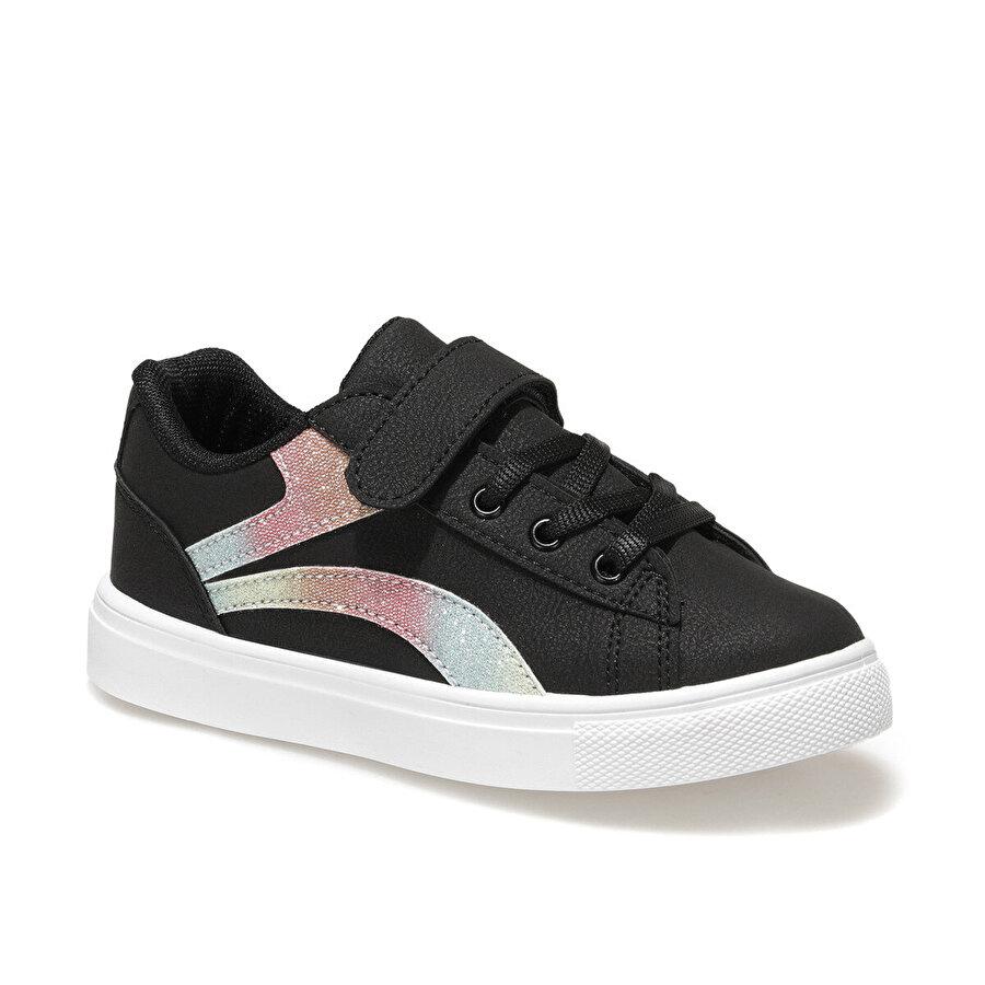 Seventeen DELKO 1FX Siyah Kız Çocuk Sneaker
