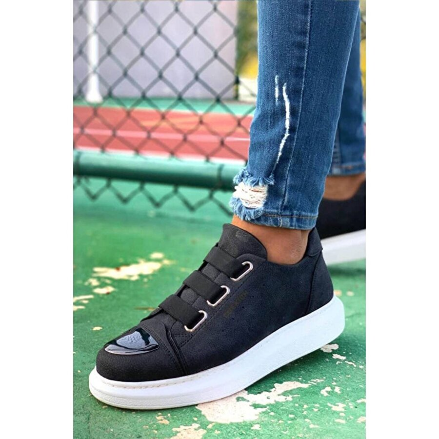Chekich CH251 BT Erkek  Sneaker Ayakkabı SIYAH