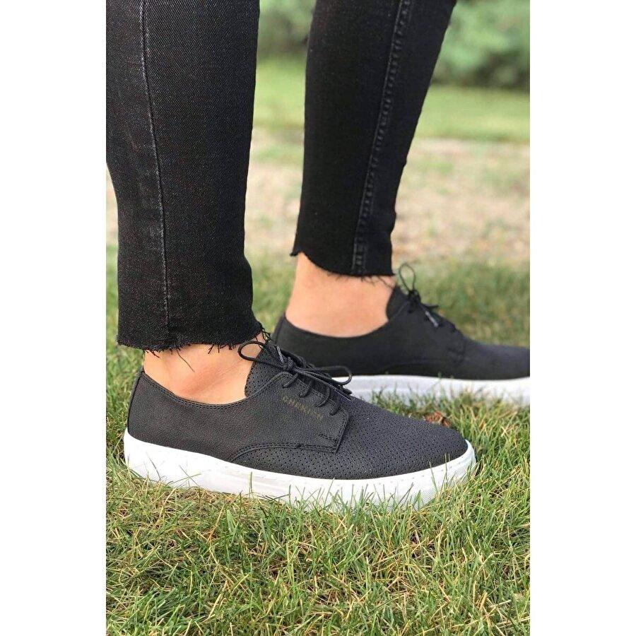 Chekich CH061 BT Erkek  Sneaker Ayakkabı SIYAH