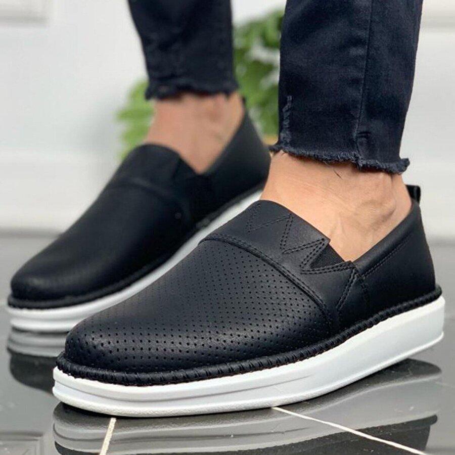 Chekich CH091 BT Erkek  Sneaker Ayakkabı SIYAH