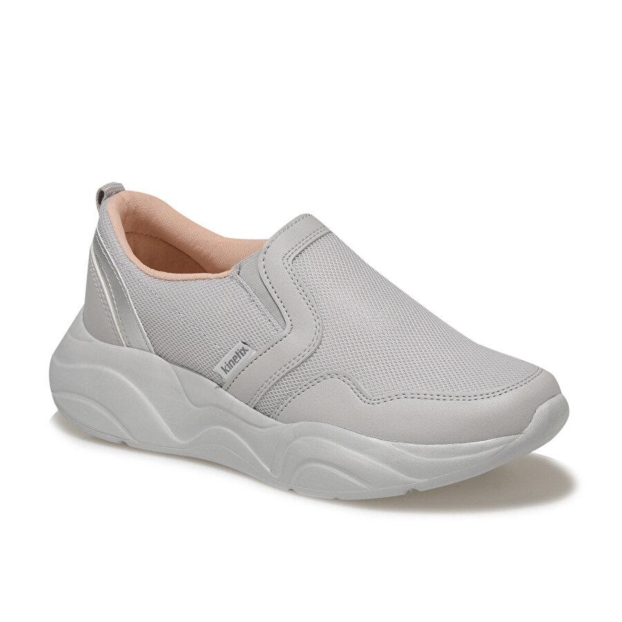 Kinetix DOLORES 1FX Gri Kadın Slip On Ayakkabı