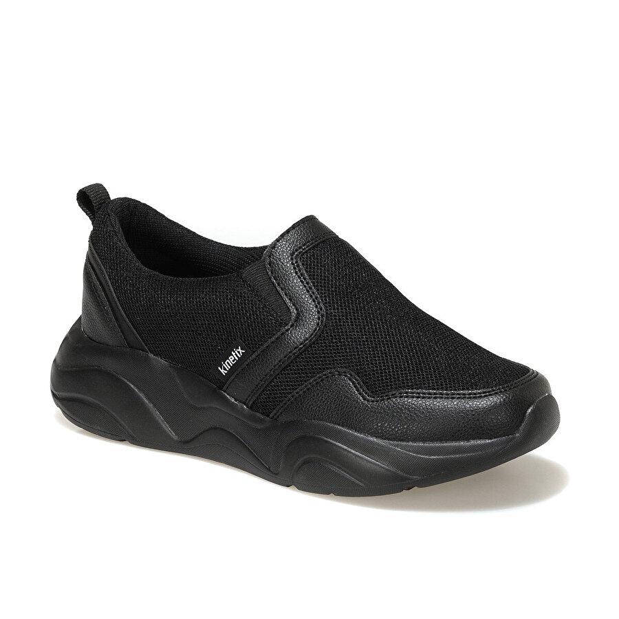 Kinetix DOLORES 1FX Siyah Kadın Slip On Ayakkabı