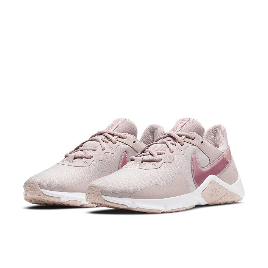 Nike W  LEGEND ESSENTIAL 2 Siyah Kadın Koşu Ayakkabısı