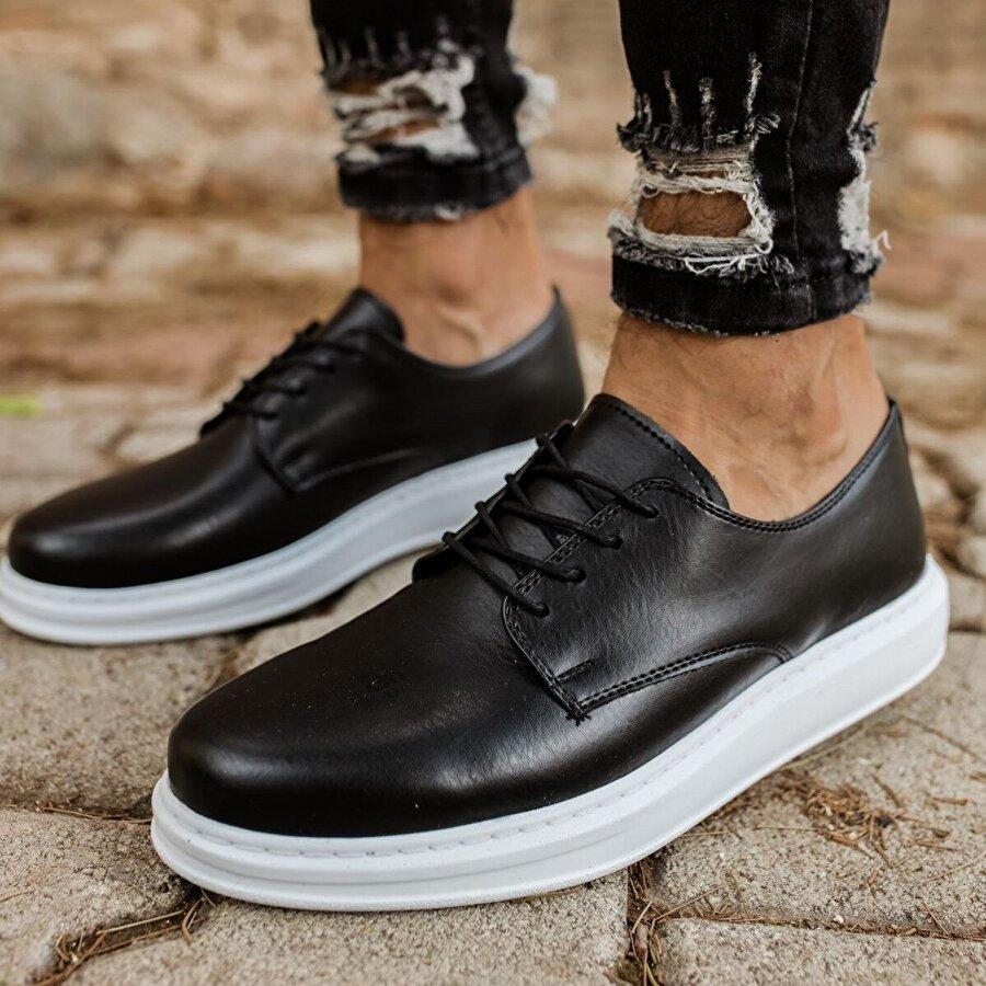 Chekich CH003 BT Erkek  Sneaker Ayakkabı SIYAH