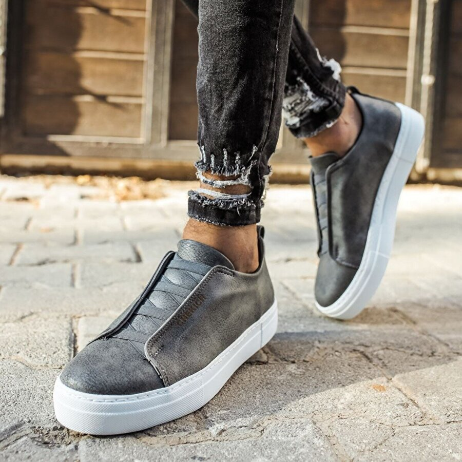 Chekich CH013 BT Erkek  Sneaker Ayakkabı ANTRASİT