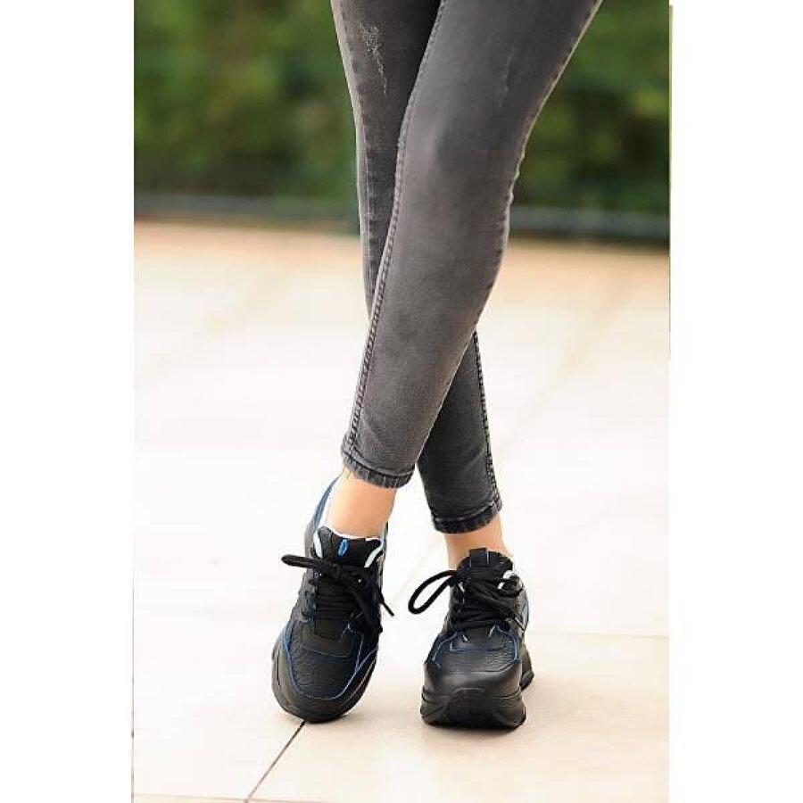 Pembe Potin A4010-20  Kadın Ayakkabı