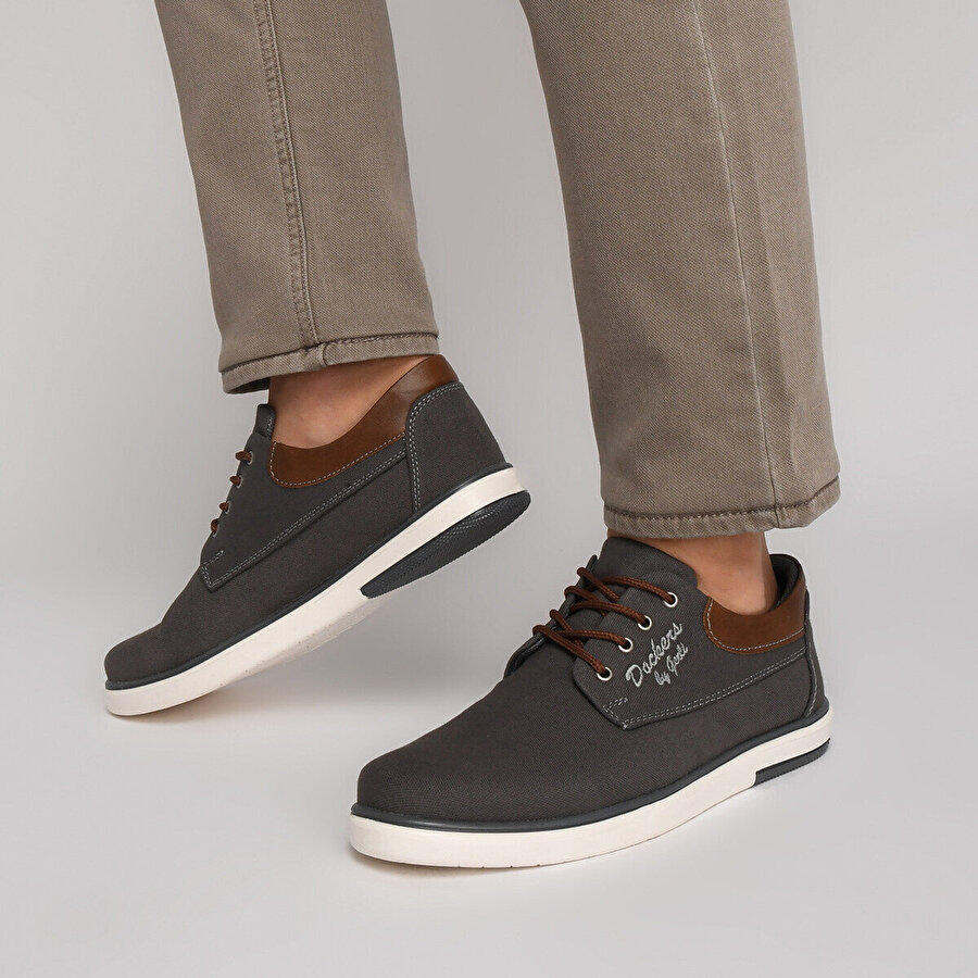 Dockers by Gerli 224942 Gri Erkek Sneaker