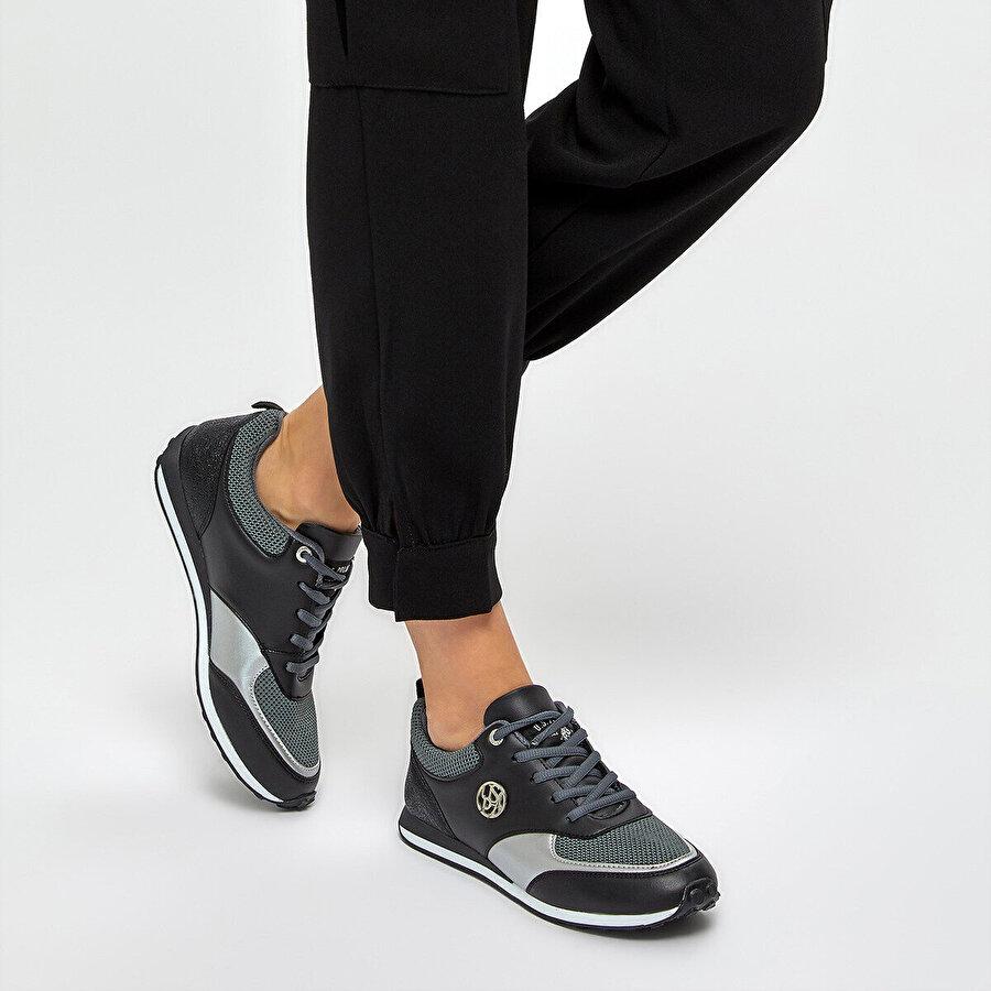 U.S Polo Assn. ARES Siyah Kadın Sneaker