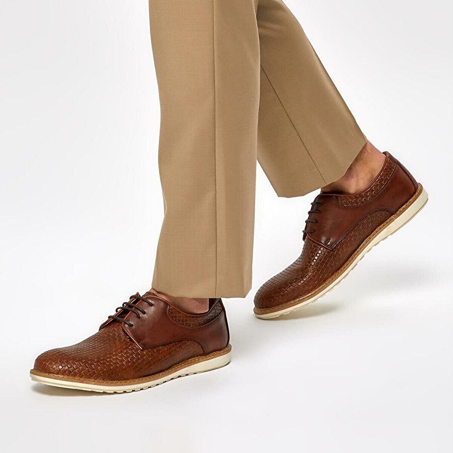 JJ-Stiller 5700 Taba Erkek Ayakkabı