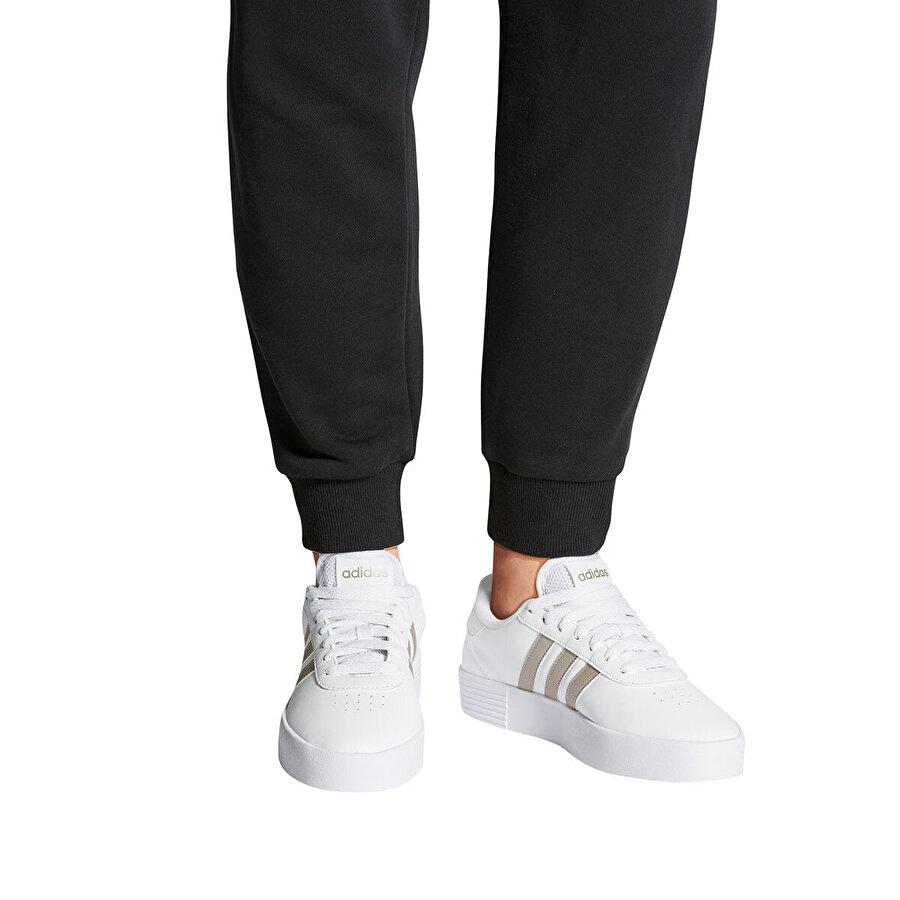 adidas COURT BOLD Beyaz Kadın Sneaker