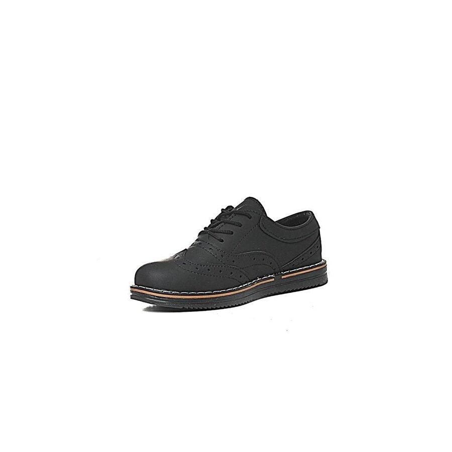 Volter 06 Deri Cırtlı Filet Çocuk Ayakkabı