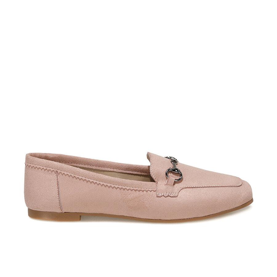 Butigo OZIL Pudra Kadın Loafer Ayakkabı