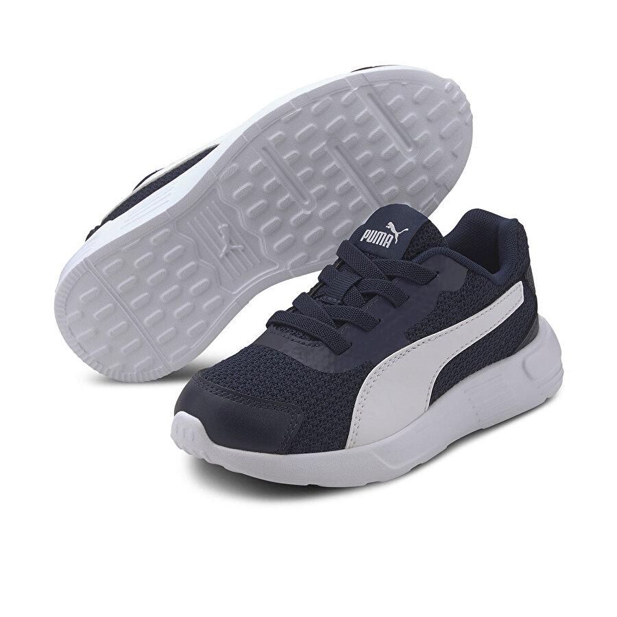 Puma TAPER AC PS Lacivert Erkek Çocuk Koşu Ayakkabısı
