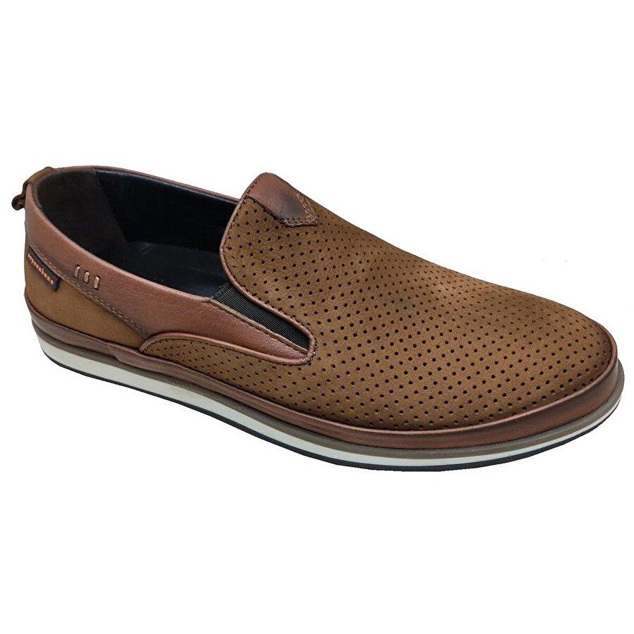 Copacabana 1016 Hakiki Nubuk Comfort Ortopedik Erkek Ayakkabısı