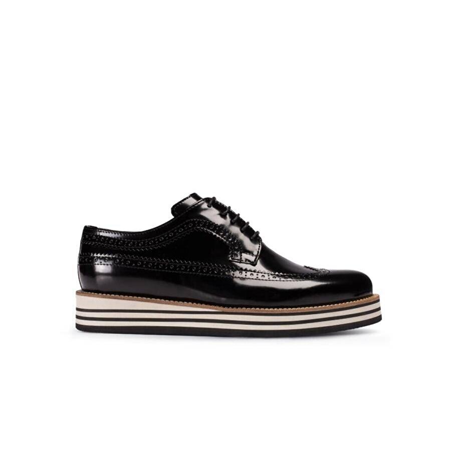 Deery Hakiki Deri Siyah Günlük Erkek Ayakkabı