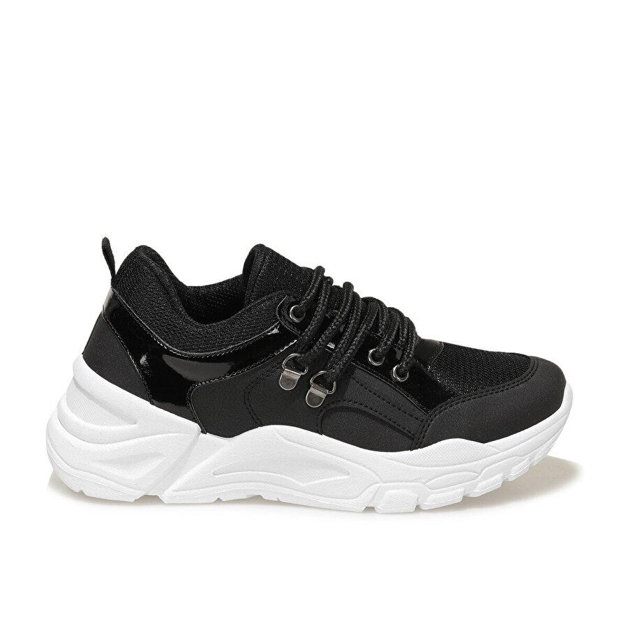 Butigo 21S-0211FX Siyah Kadın Spor Ayakkabı