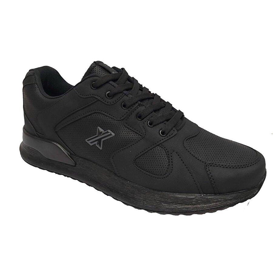 WANDERFULL 4057 Deri  Büyük Numara Erkek Spor Ayakkabı