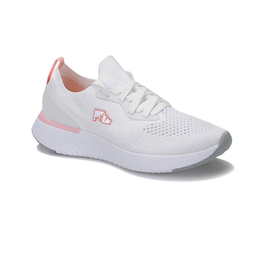 Lumberjack CHARLEY WMN Beyaz Kadın Koşu Ayakkabısı