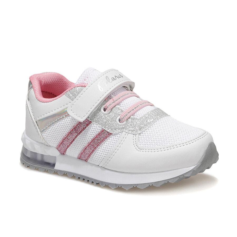 Polaris 615119.P1FX Beyaz Kız Çocuk Spor Ayakkabı