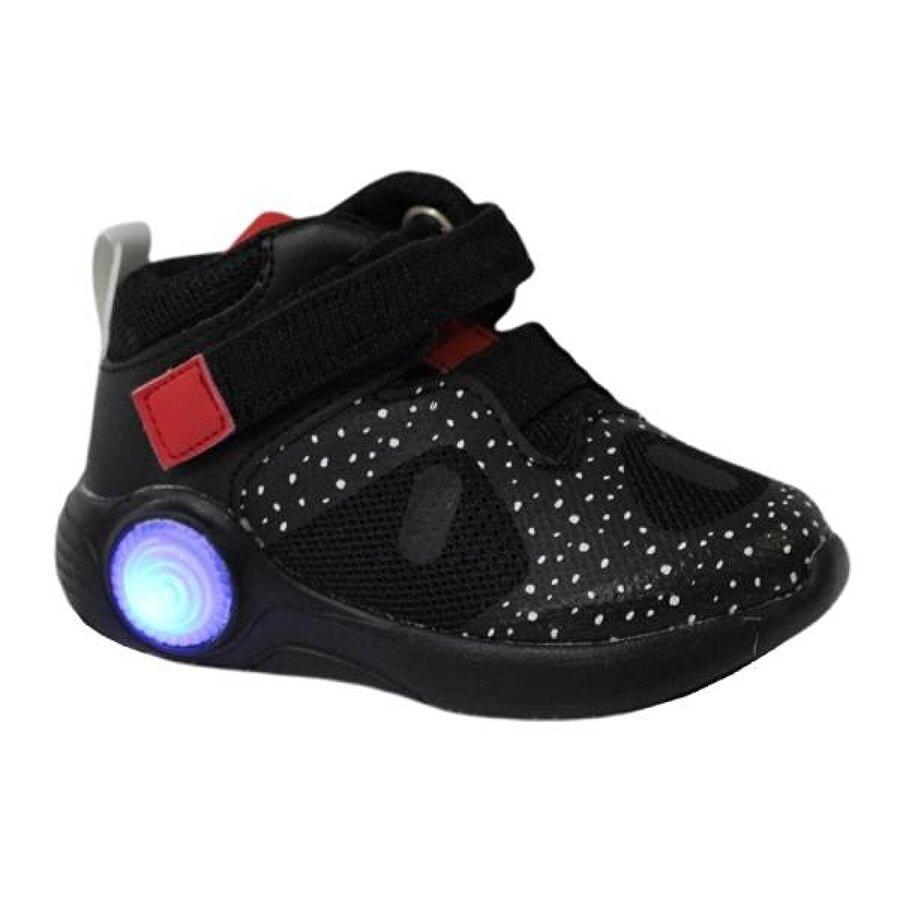 Vicco 346.P20K.150 Siyah (26-30) Işıklı Çocuk Ayakkabı Bot