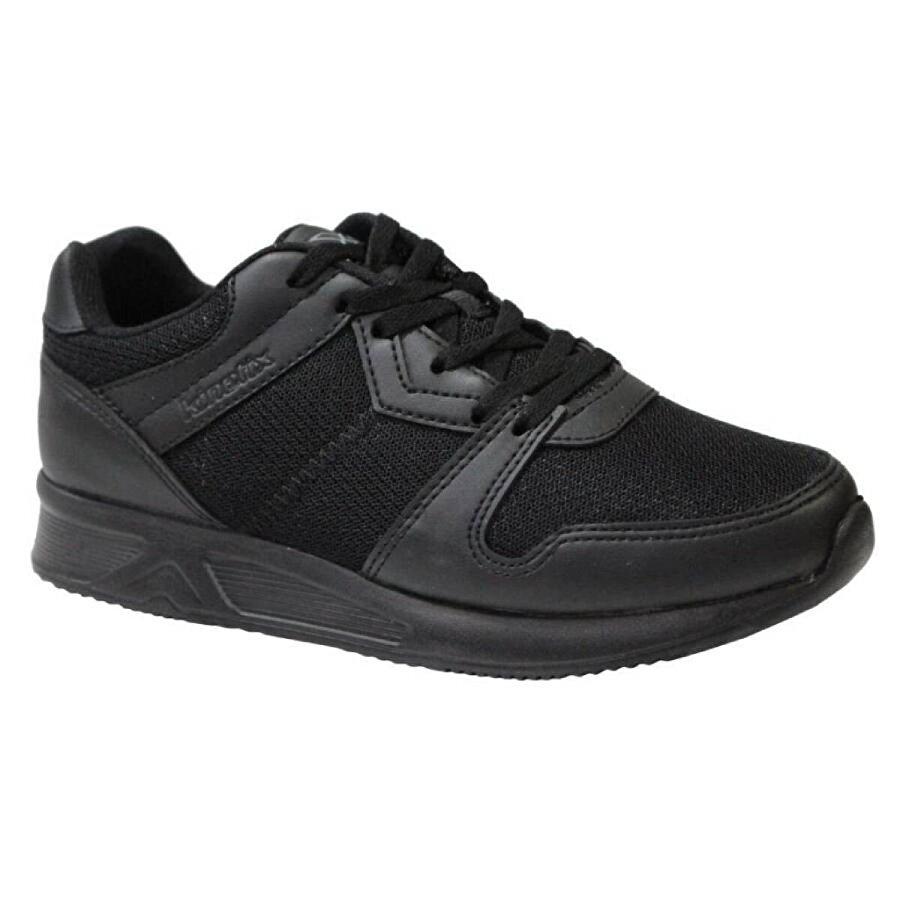 Kinetix Sagel W Siyah Anatomik (36-40) Bayan Spor Ayakkabı