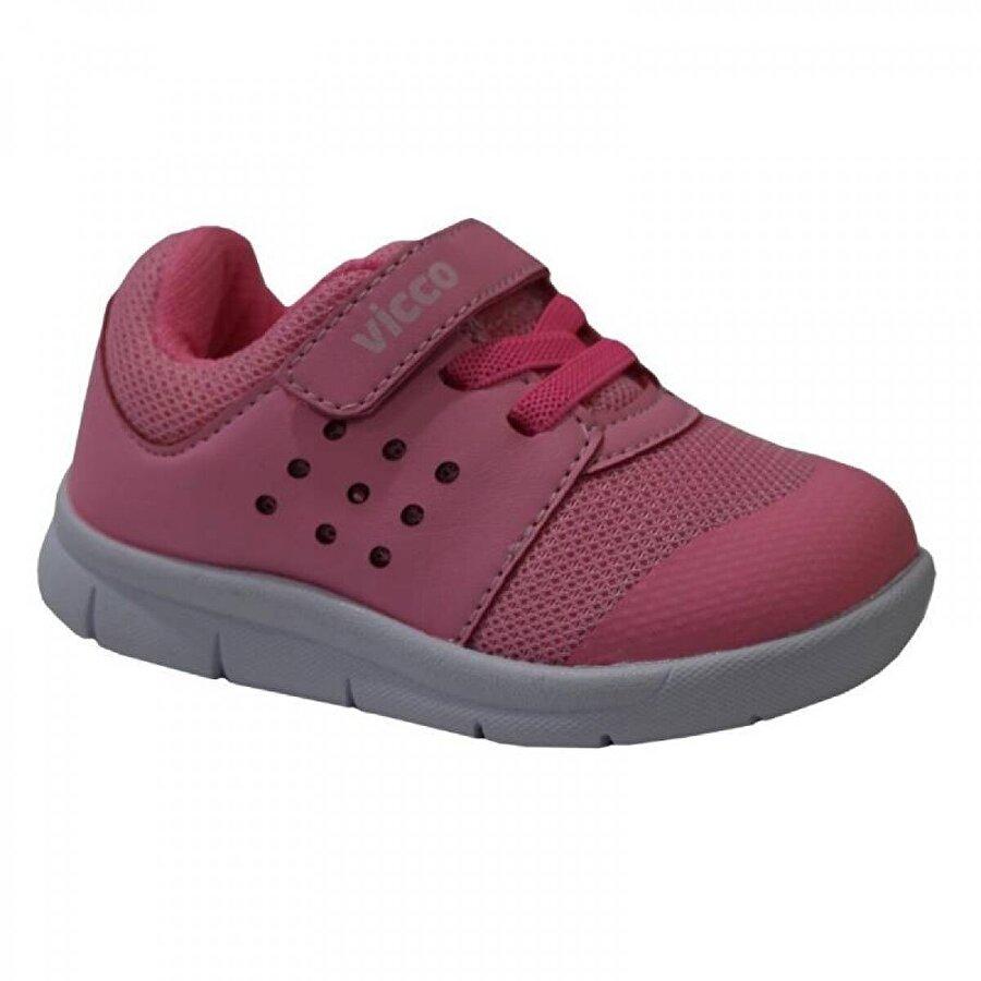 Vicco 346.E20Y.200 Pembe Anatomik (19-21) Çocuk Spor Ayakkabı