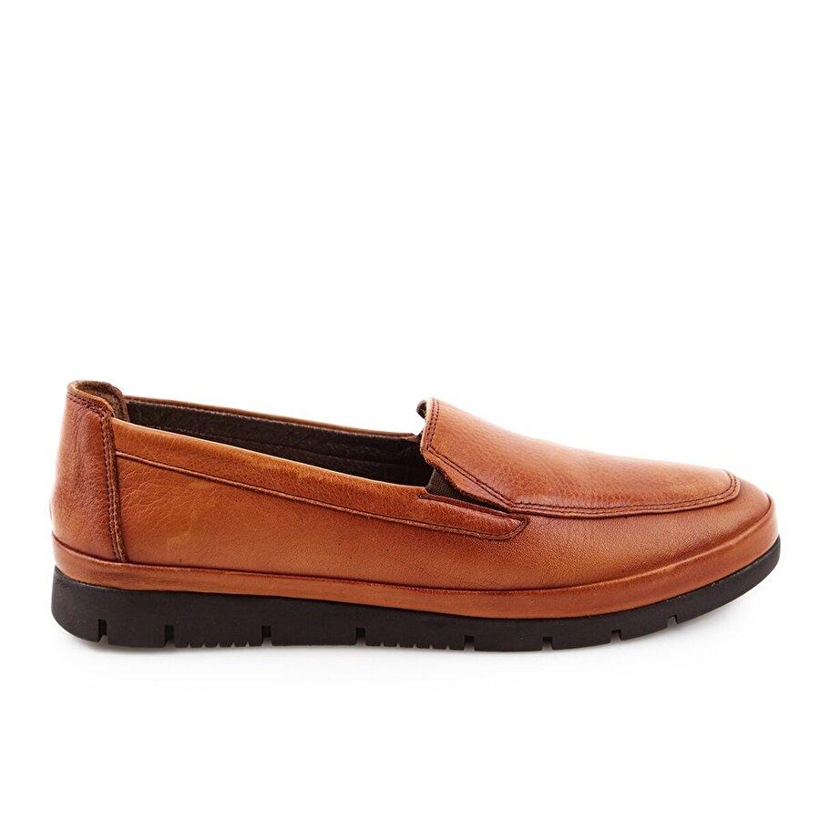 Bestello Bağcıksız Termo Taban Comfort 286-755 Kadın Ayakkabı