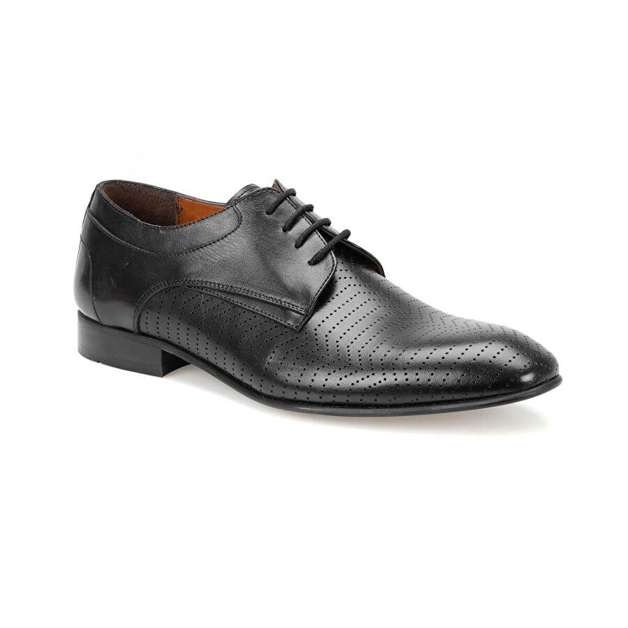 Garamond 3899 Siyah Erkek Klasik Ayakkabı