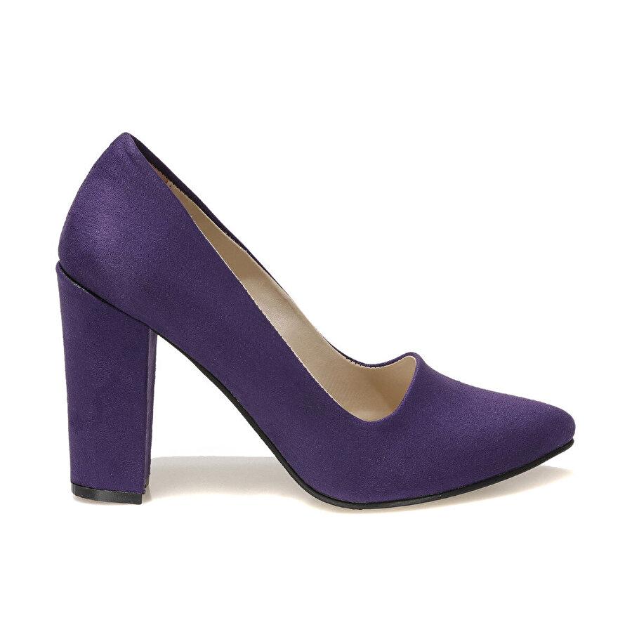 Butigo JESSİCA 1FX Mor Kadın Gova Ayakkabı