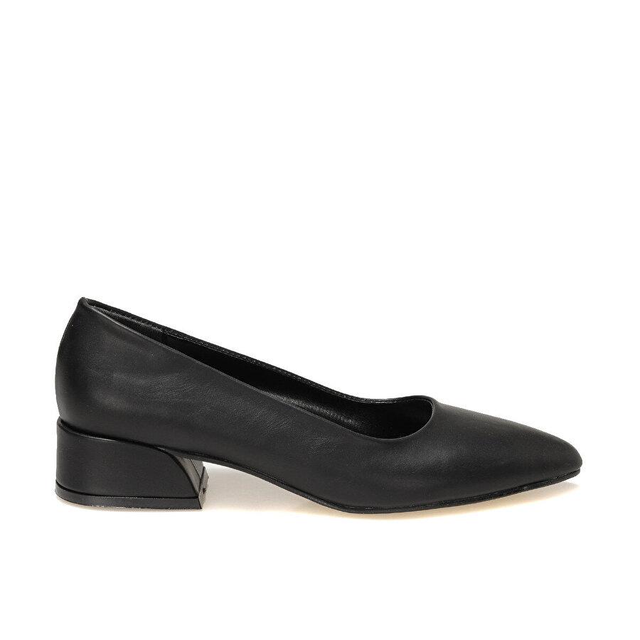 Butigo NATE 1FX Siyah Kadın Gova Ayakkabı