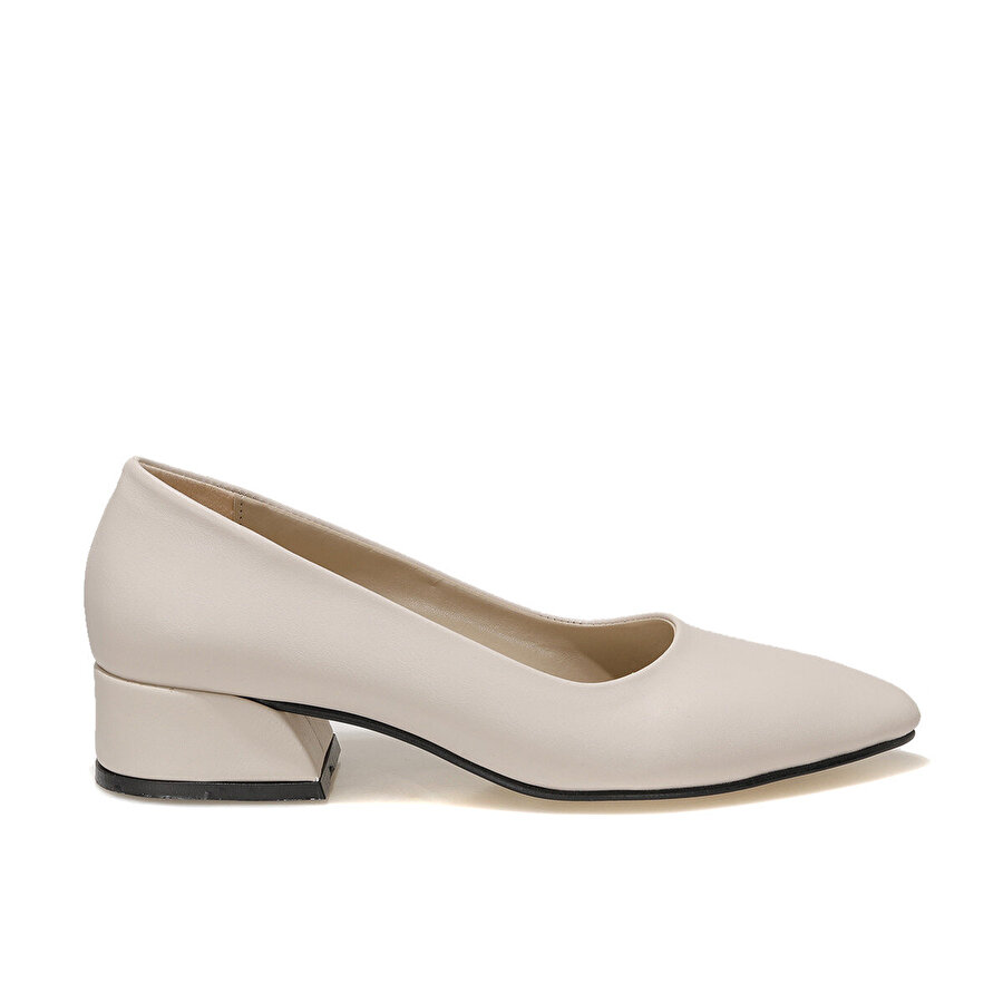 Butigo NATE 1FX Bej Kadın Gova Ayakkabı