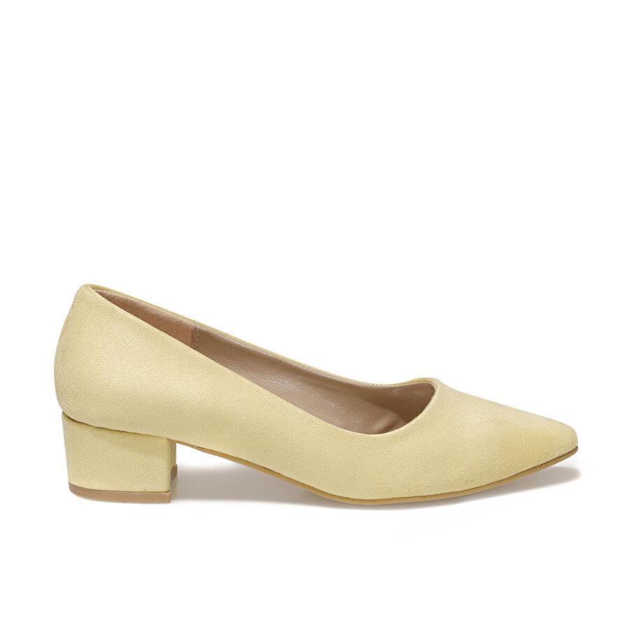 Butigo SERENA 1FX Sarı Kadın Gova Ayakkabı