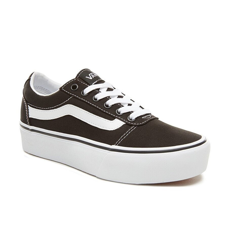 Vans WM WARD PLATFORM Siyah Kadın Sneaker Ayakkabı