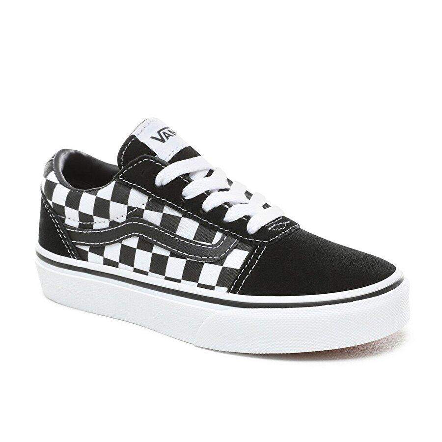Vans YT WARD Siyah Kadın Sneaker