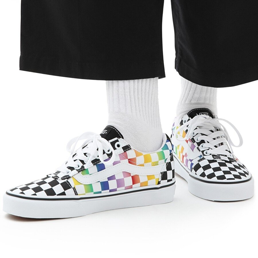 Vans WM WARD Siyah Kadın Sneaker